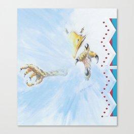 Talons II Canvas Print