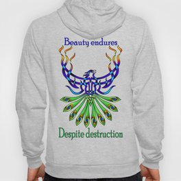 Beauty and Strength Hoody