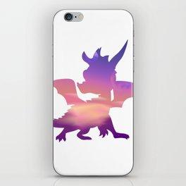 Spyro Lofty Castle Skybox iPhone Skin