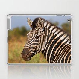 The Zebra, Africa wildlife Laptop & iPad Skin