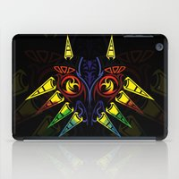 majora iPad Cases featuring MAJORA MASK majora mask by Veylow