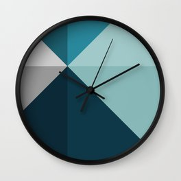 Geometric 1702 Wall Clock
