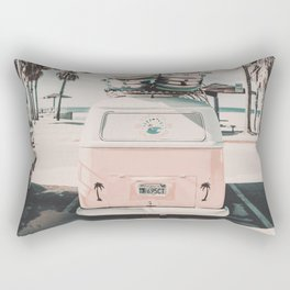 Summer Forever Rectangular Pillow