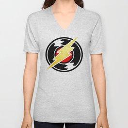 flash/homestuck Unisex V-Neck