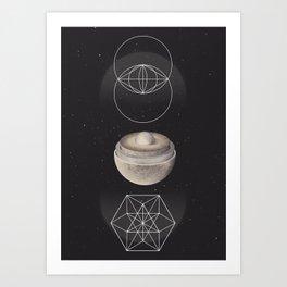 X-111 Art Print