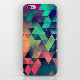 nyyt tryp iPhone Skin