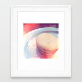 new cascadia Framed Art Print