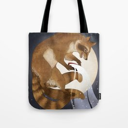 Star Spill Tote Bag