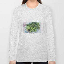 Oyster Sauce Veggies Long Sleeve T-shirt