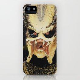 The Predator iPhone Case