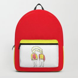Ambitieux en varsity jacket Backpack