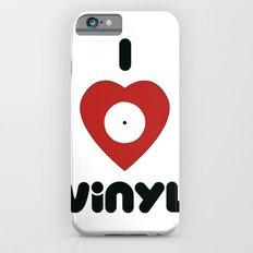 I Heart Vinyl Slim Case iPhone 6s