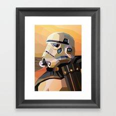 SW#46 Framed Art Print