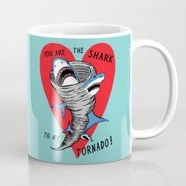 Shark To My Tornado Coffee Mug