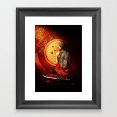 Memories of Her Framed Art Print