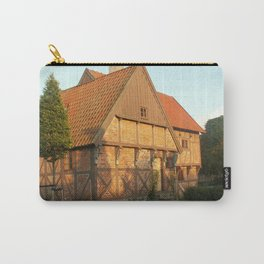 Old Architecture Of Ystad Carry-All Pouch