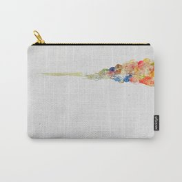 Dust of Happiness Carry-All Pouch