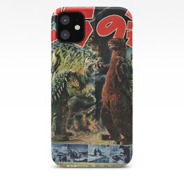 Godzilla iPhone Case