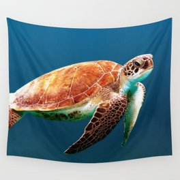 Turtley Wall Tapestry