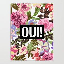 OUI Poster