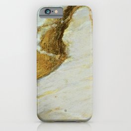 Polished Marble Stone Mineral Texture 5 iPhone Case