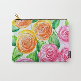lollipop roses Carry-All Pouch