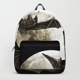 Creatures Of The Night Backpack