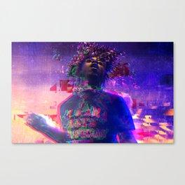LIL UZI VERT---Abstract Canvas Print