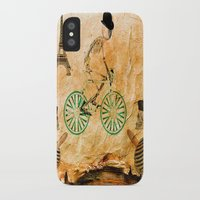 "tour de france iPhone & iPod Cases featuring Monsieur Bone and "" le  Tour de France "" by Joe Ganech"
