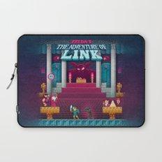 The Link Adventure of Zelda, too Laptop Sleeve