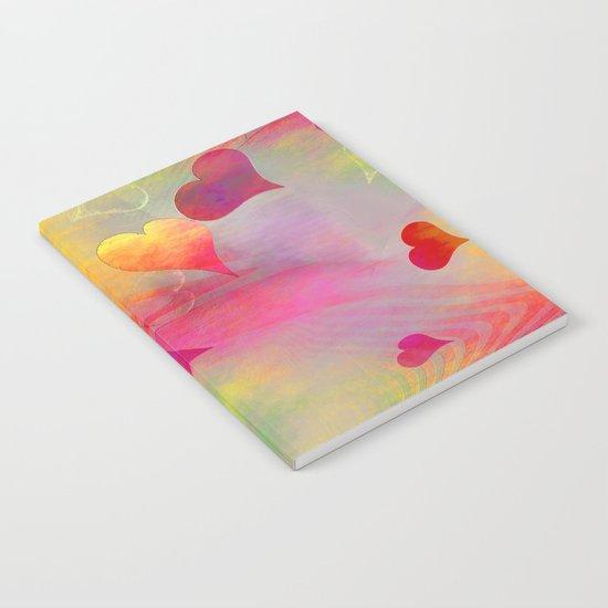Hearts 2016/001 Notebook