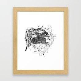 Rabbitfly Framed Art Print