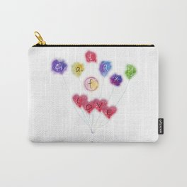 Galaxy of Love V T-Shirts Carry-All Pouch