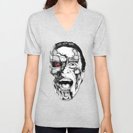 The all new Terminators. The psychopath Unisex V-Neck