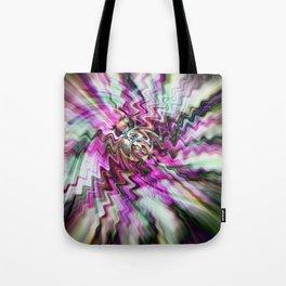 Pink Freudian Tote Bag