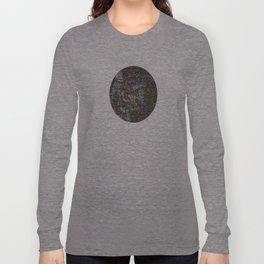 Owl in a Birch Grove Long Sleeve T-shirt