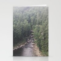 tennessee Stationery Cards featuring Tennessee Creek by Holley Maher