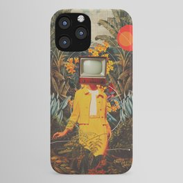 She Came from the Wilderness iPhone Case