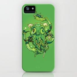 Sir Charles Cthulhu iPhone Case
