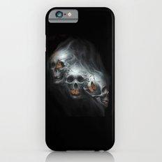no ver ni oír la injusticia, ni expresar la propia insatisfacción iPhone 6s Slim Case