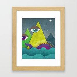 Lakeshore Drive #2 Framed Art Print