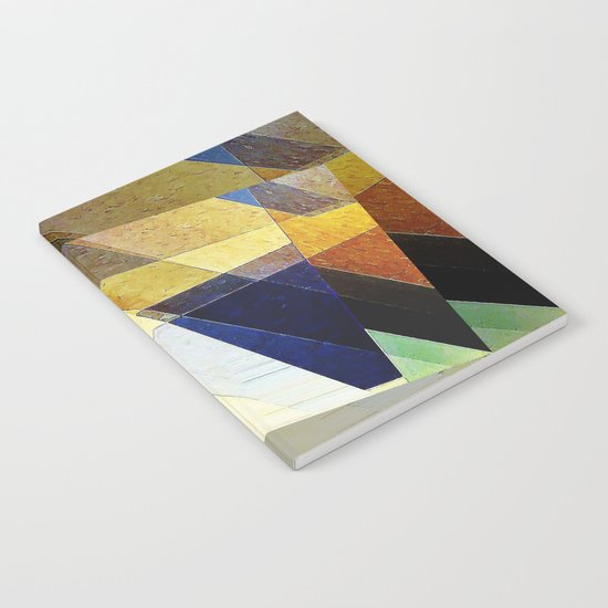Marble Mosaic Notebook