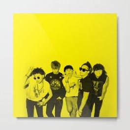 Bigbang - Celebrity Metal Print
