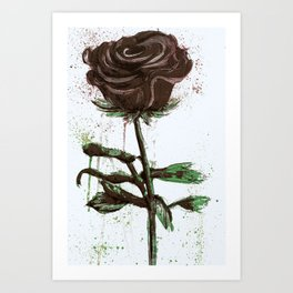 How Is It Supposed To Feel? Art Print