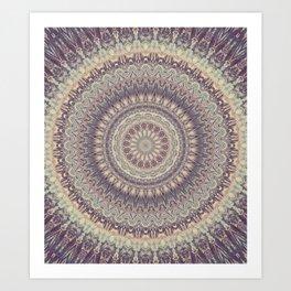 Mandala 537 Art Print