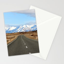 White Cap Journey Stationery Cards