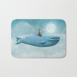 Whale Rider  Bath Mat