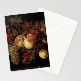 Abraham Mignon - Vruchtenfestoen Stationery Cards