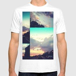 Long Island Sunset 1 T-shirt