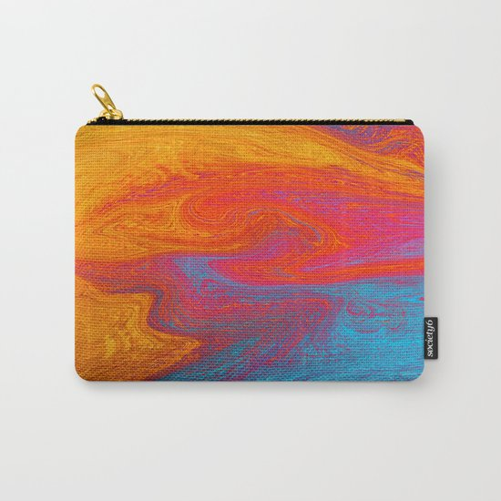 Marbled IX Carry-All Pouch